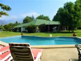 Parcela Gran Parque formado con Casa 500/12.000 m2